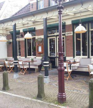 Caferestaurant Kerkzicht